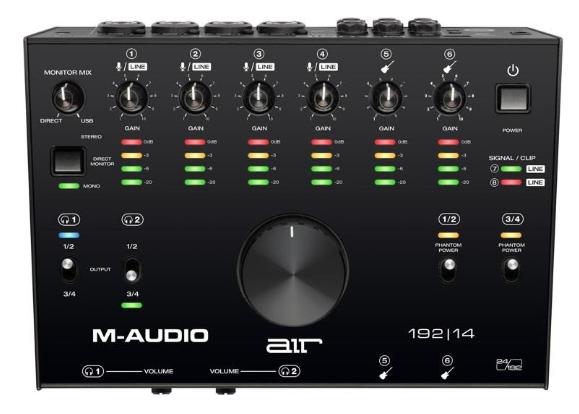 M-Audio-AIR-192-8interfaz-audio-produccion-musical-beatpxm-mexico