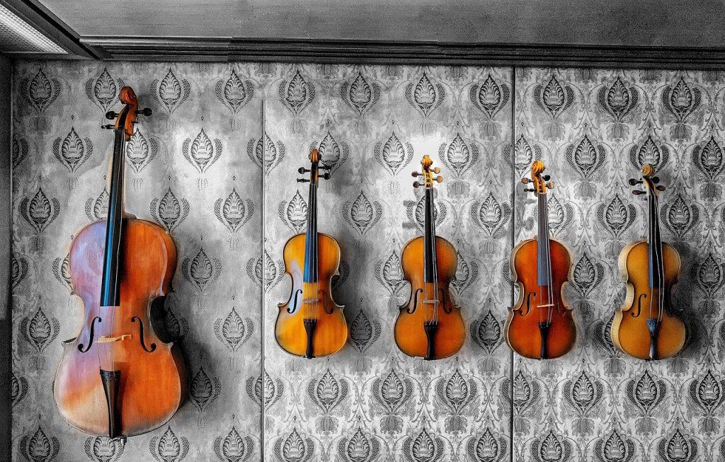 tipos-de -violin