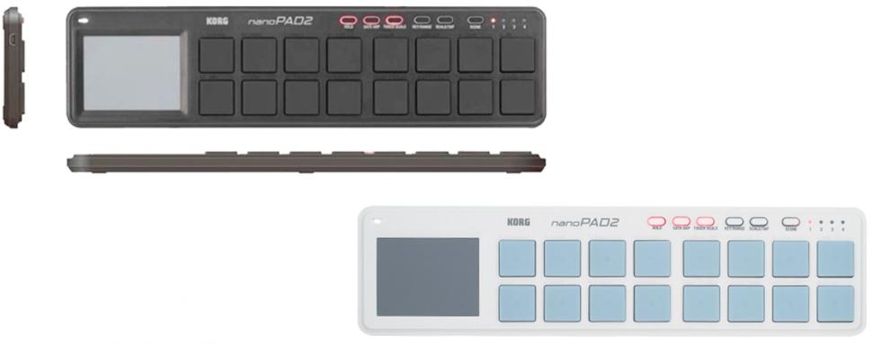 Korg-NanoPad2-México-beatpxm